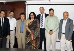 SAU Second Phase Academic Task Force Meeting & Signing of MoUs